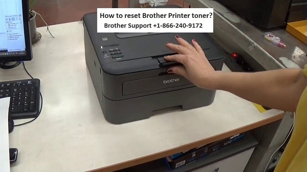 Reset Brother Printer toner